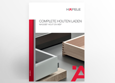 cover houten laden
