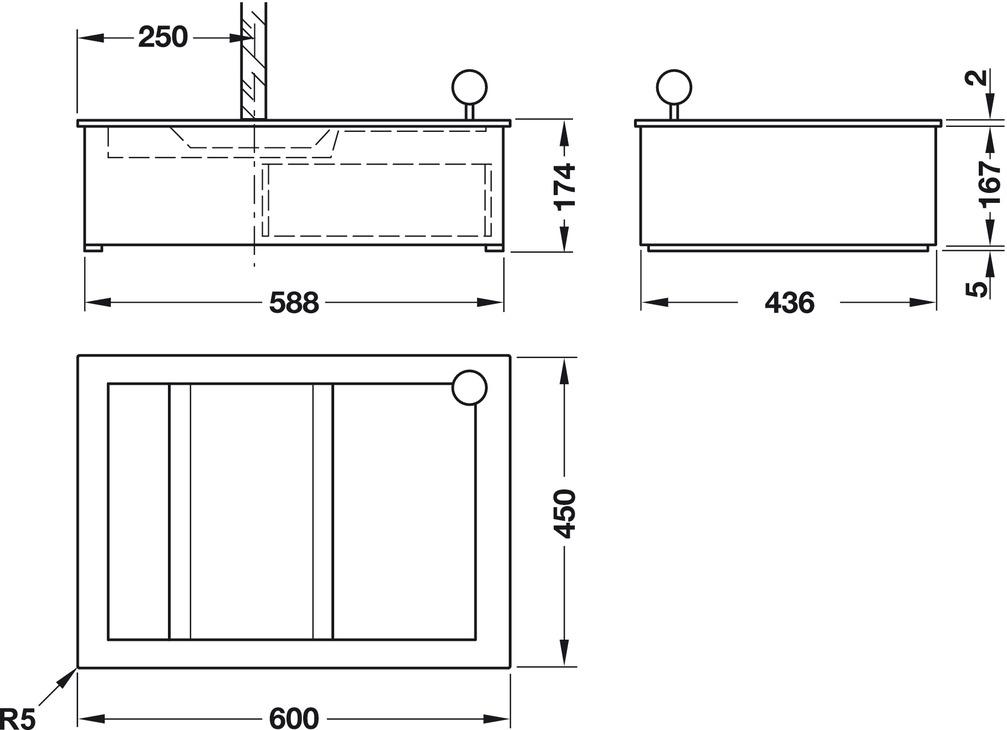 doorgeefluik schuifbak in tegengestelde richting lopend. Black Bedroom Furniture Sets. Home Design Ideas